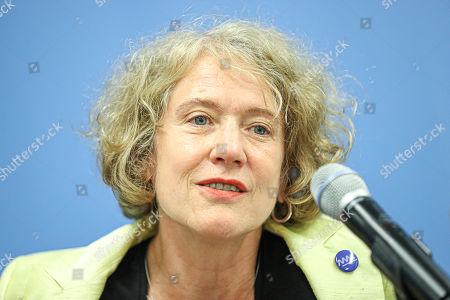 Stock Image of Zurich City Mayor Corine Mauch