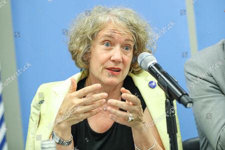 Zurich City Mayor Corine Mauch