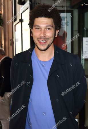 Stock Picture of Joel Fry