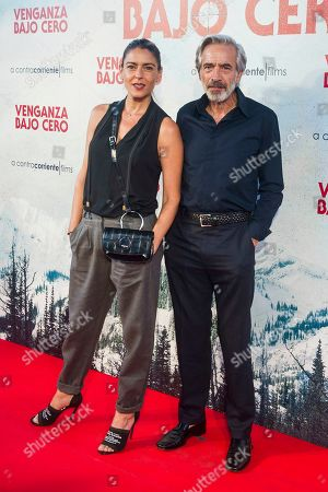 Editorial image of 'Cold Pursuit' Film Premiere, Arrivals, Capitol Cinema, Madrid, Spain - 15 Jul 2019