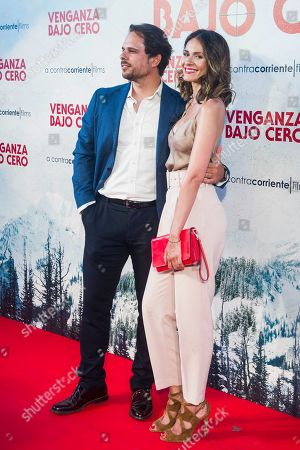 Elena Ballesteros and guest