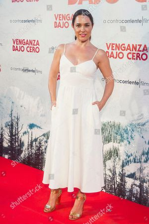 Editorial image of 'Cold Pursuit' Film Premiere, Arrivals, Capitol Cinema, Madrid, Spain - 15 Jul 2019