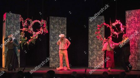 Editorial image of Premiere of the play 'Marta la piadosa' at the Almagro Festival, Spain - 16 Jul 2019