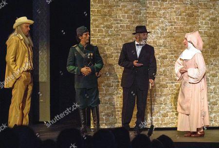 Editorial picture of Premiere of the play 'Marta la piadosa' at the Almagro Festival, Spain - 16 Jul 2019