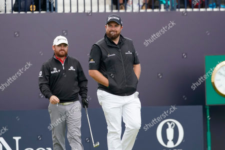 Shane LOWRY and J B Holmes
