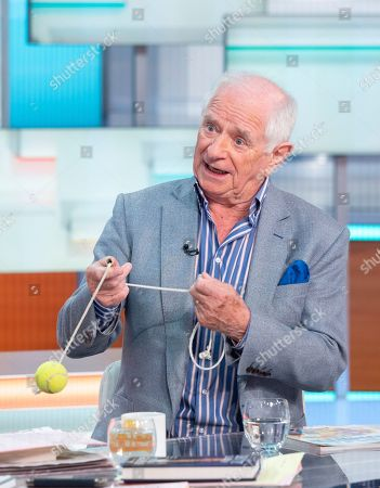Stock Image of Johnny Ball