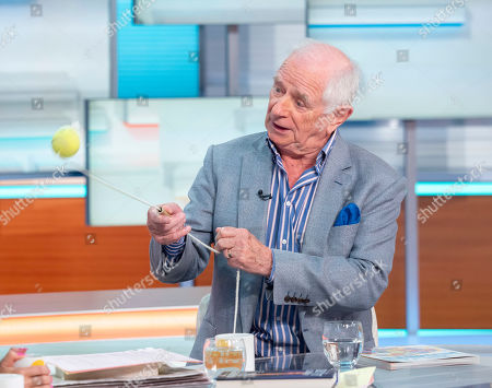 Stock Photo of Johnny Ball