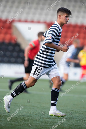 Queens Park V Partick Thistle, Befred Cup. Queens Park James Grant