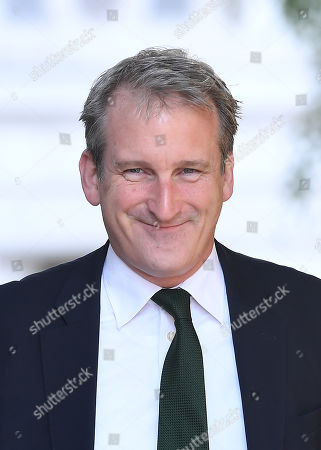 Damian Hinds, Secretary of State for Education, arrives at No.10 Downing Street for a cabinet meeting.
