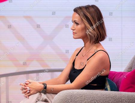 Editorial photo of 'Lorraine' TV show, London, UK - 16 Jul 2019