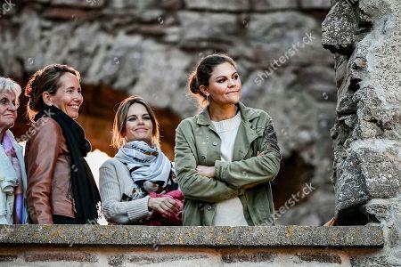 Princess Sofia of Sweden, Crown Princess Victoria