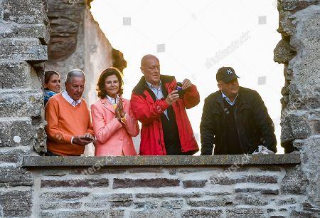Stock Picture of Princess Madeleine, Ralf Toledo Sommerlath, Queen Silvia, Erik Hellqvist