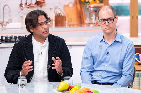 Editorial picture of 'This Morning' TV show, London, UK - 16 Jul 2019