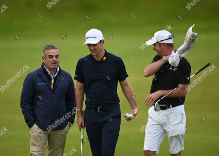 Editorial image of Practice Day Three, Tuesday, 148th Open Championship, Royal Portrush Golf Club, Northern Ireland, 16 Jul 2019