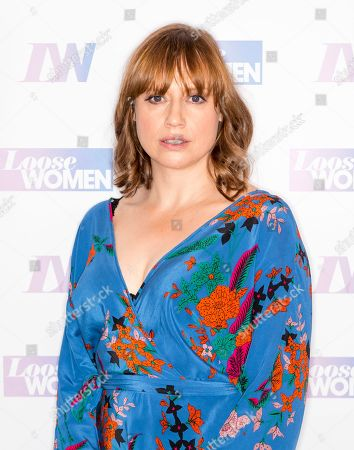 Editorial photo of 'Loose Women' TV show, London, UK - 16 Jul 2019