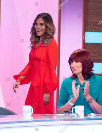 Ayda Williams and Janet Street-Porter