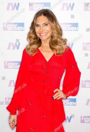 Editorial image of 'Loose Women' TV show, London, UK - 16 Jul 2019