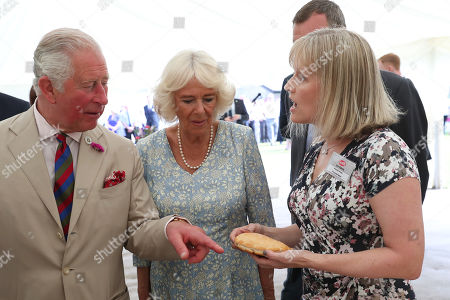 Editorial picture of Royal visit to Devon and Cornwall, UK - 16 Jul 2019