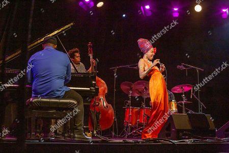 Jazzmeia Horn, Keith Brown, Rashaan Carter, Anwar Marshall, Irwin Hall