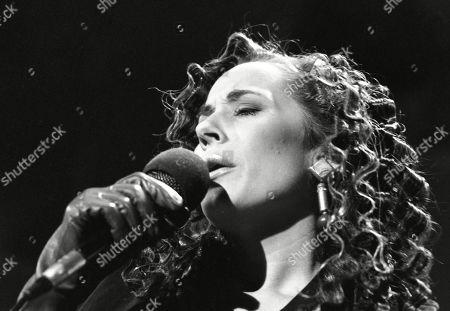 Tiffany Renee Darwish aka Tiffany performing