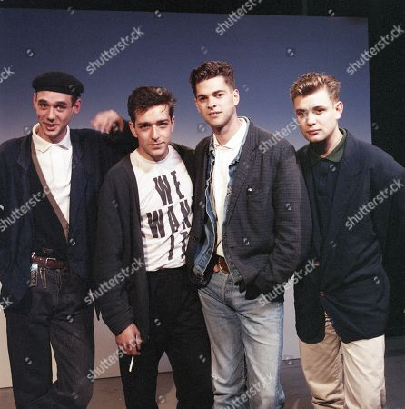 Editorial image of 'The Roxy' TV Show UK  - 1987-88
