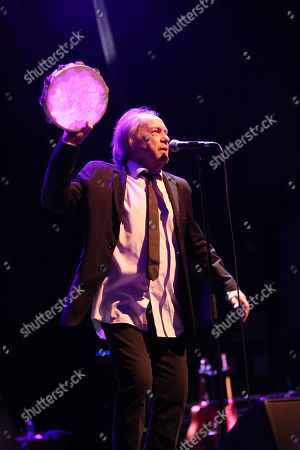 Editorial photo of The Pretty Things in concert at Indigo at the O2, London, UK - 13 Dec 2018