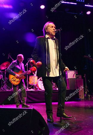 Editorial picture of The Pretty Things in concert at Indigo at the O2, London, UK - 13 Dec 2018