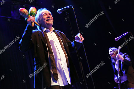 The Pretty Things - Phil May during the 'Final Bow' concert