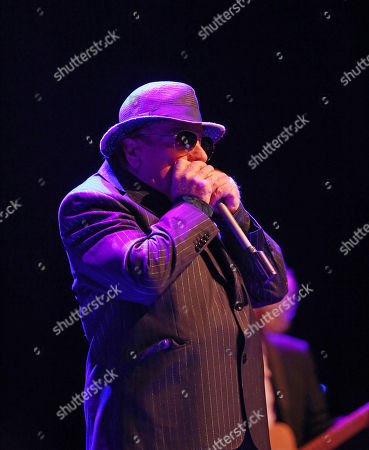 Van Morrison (Special Guest) during the 'Final Bow' concert