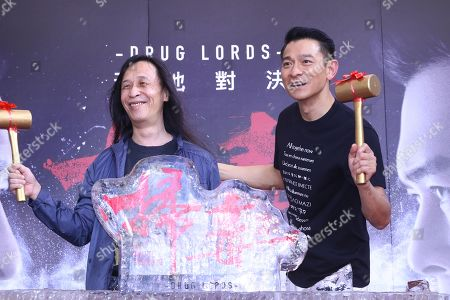 Editorial photo of 'The White Storm 2: Drug Lords' photocall, Taipei, Taiwan, China - 13 Jul 2019