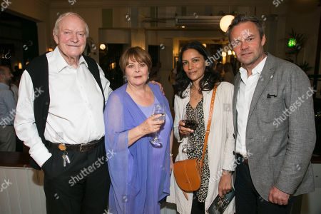 Stock Picture of Julian Glover (Nonno), Isla Blair, Sasha Behar and Jamie Glover