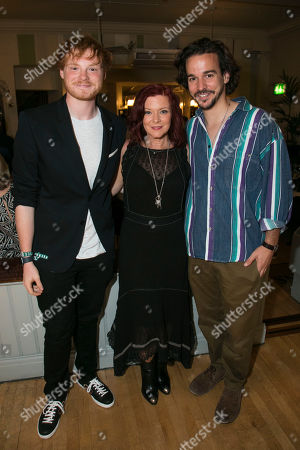 Editorial picture of 'The Night of the Iguana' party, Press Night, London, UK - 16 Jul 2019
