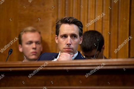 Editorial photo of Google hearing, Washington DC, USA - 16 Jul 2019