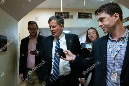 Editorial photo of Politicians on Capitol Hill, Washington DC, USA - 16 Jul 2019
