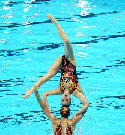 18th Fina World Championships, Artistic Swimming