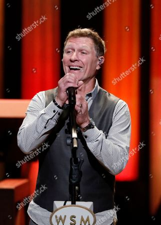 "Craig Morgan performs at ""Luke Combs Joins the Grand Ole Opry Family"" at Grand Ole Opry on in Nashville, Tenn"