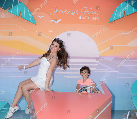Editorial photo of 3rd Annual Instagram Instabeach Party, Gladstones, Los Angeles, USA - 16 Jul 2019