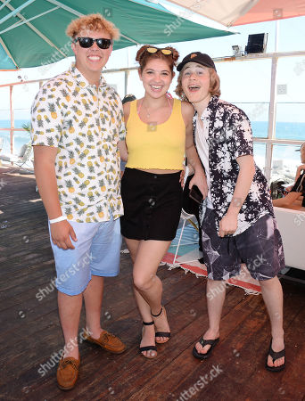 Editorial picture of 3rd Annual Instagram Instabeach Party, Gladstones, Los Angeles, USA - 16 Jul 2019