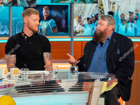 Ben Stokes, Brian Blessed