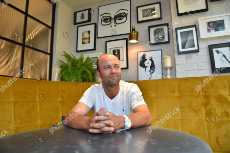 Jonathan Trott Who Is To Retire From Cricket Completely At The End Of The Season. Cricket Feature. Birmingham