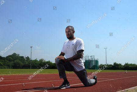 James Ellington . British Sprinter James Ellington - Interview With Riath Al Samarai. 6/07/18.