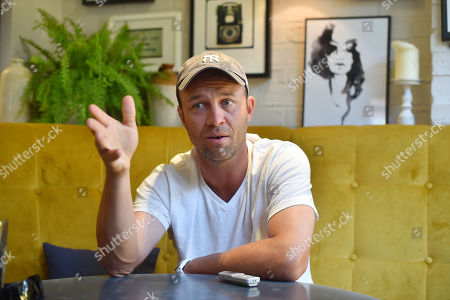 Jonathan Trott . Former England Cricketer Jonathan Trott Interview With The Daily Mail Sports Desk.