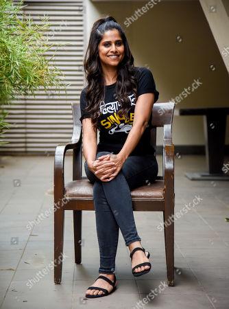 Stock Photo of Sai Tamhankar