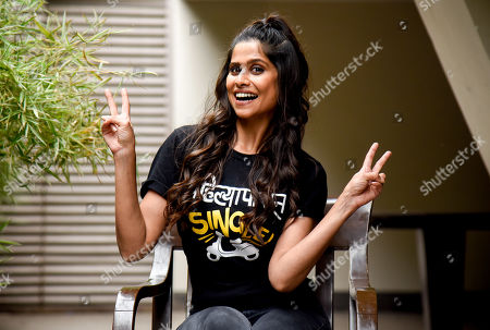 Editorial photo of 'Girlfriend' film photocall, Pune, India - 15 Jul 2019
