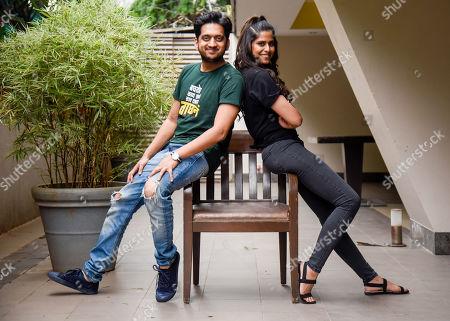 Editorial image of 'Girlfriend' film photocall, Pune, India - 15 Jul 2019