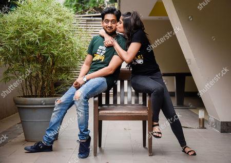 Sai Tamhankar and Amey Wagh