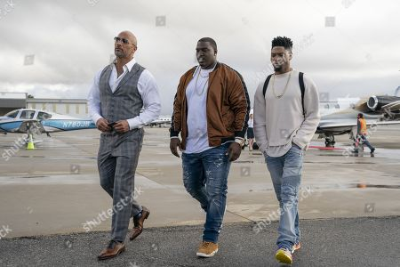 Editorial photo of 'Ballers' TV Show Season 4 - 2018