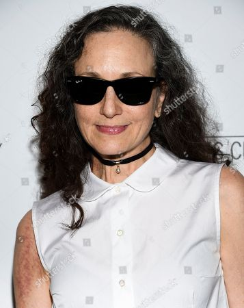 "Bebe Neuwirth attends a special screening of ""David Crosby: Remember My Name"", hosted by Sony Pictures Classics and The Cinema Society, at The Roxy Cinema, in New York"