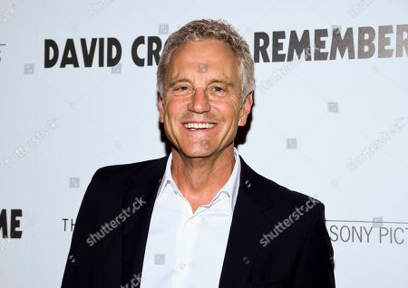 """President of Entertainment Enterprises for iHeartMedia John Sykes attends a special screening of """"David Crosby: Remember My Name"""", hosted by Sony Pictures Classics and The Cinema Society, at The Roxy Cinema, in New York"""