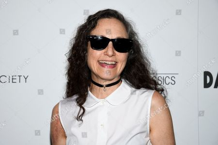 "Stock Picture of Bebe Neuwirth attends a special screening of ""David Crosby: Remember My Name"", hosted by Sony Pictures Classics and The Cinema Society, at The Roxy Cinema, in New York"